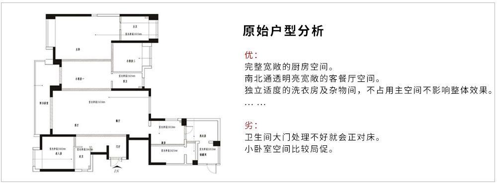 华侨城三期户型解析