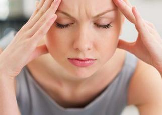头痛失眠乏力