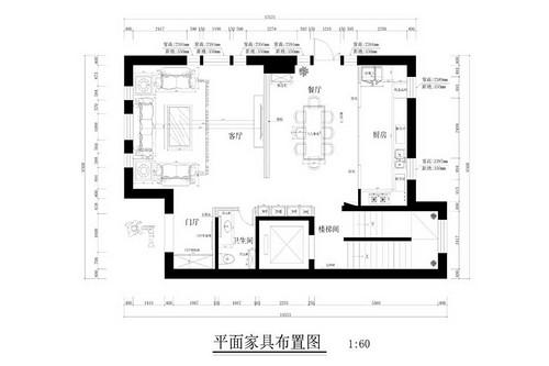 红廷别墅-新古典-456㎡装修设计理念