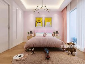 2018儿童房装修效果图,儿童房装饰设计案例赏析