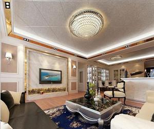 房子装修客厅吊顶怎么设计 客厅吊顶的色彩选择要点