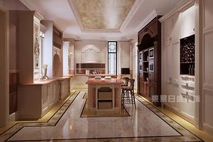 一室一厅装修户型的厨房瓷砖选购标准