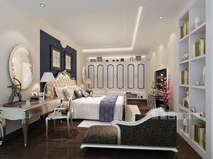 400平米别墅住宅,精美大户型家居装修案例