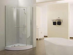 弧形淋浴房选择注意事项 弧形淋浴房尺寸