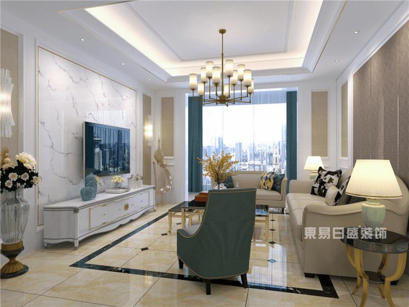 客厅装修效果图大全-浏览重庆东易日盛案例图库