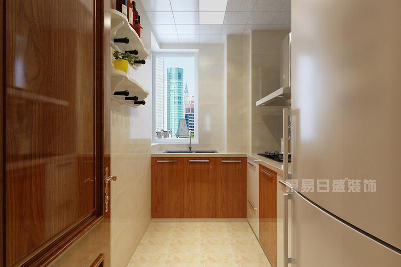 厨房 橱柜_小户型装修案例
