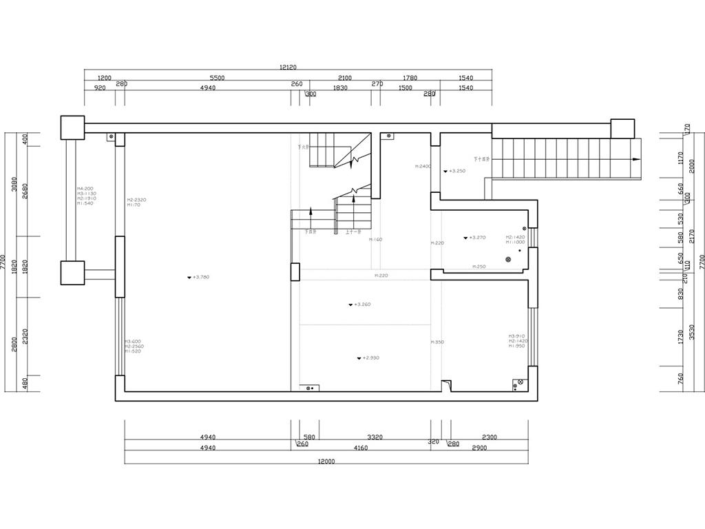维拉小镇2期简欧新贵族风格389平米装修设计理念