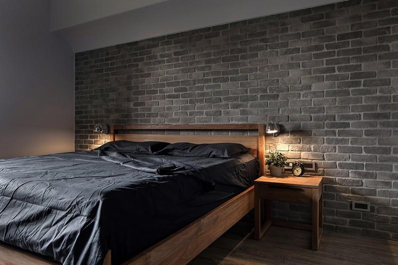 92平米装修风格图片-卧室
