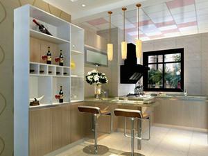 宁波开放式厨房设计的注意要点