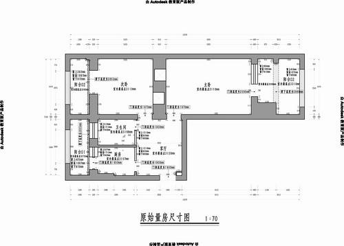 月坛中学-复古美式-65平米装修设计理念