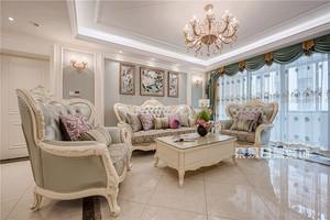 简约欧式家庭装修风格,不失高雅的居家情调