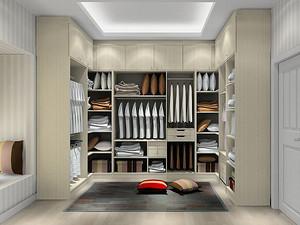 小房子也能有衣帽间,论衣帽间改造的几种方法