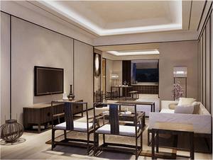 新中式风格,给家装出一个新高度