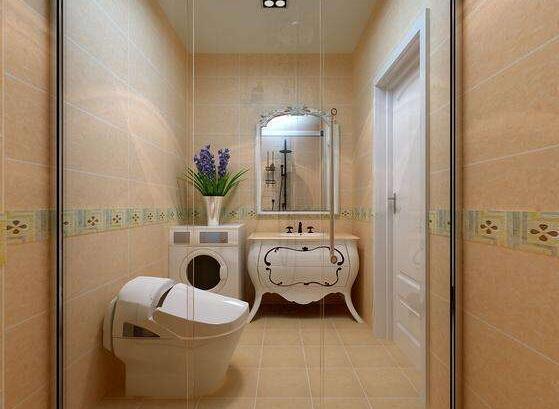 东易日盛,卫生间设计