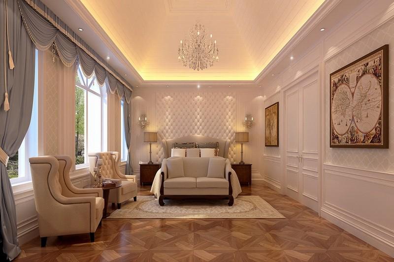 北京别墅卧室装修设计如何提高生活质量?