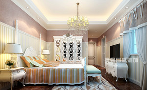 卧室中衣柜颜色的装饰搭配注意事项