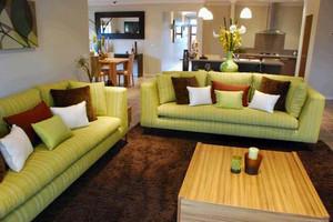 个性化家居装修新概念 地板艺术与装修的完美结合