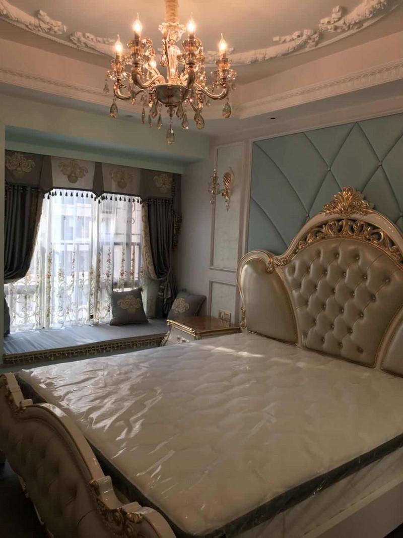 东易日盛精装房改造卧室效果图