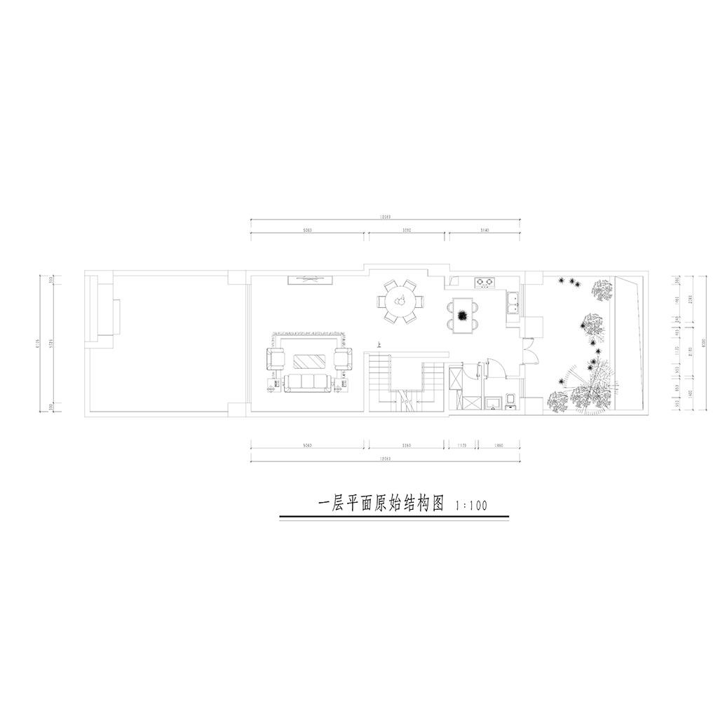 蓝光雍锦园364㎡别墅新中式风格装修设计理念
