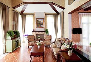 42套精选客厅软装设计案例