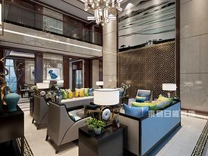 写意别墅空间,来自新中式的优雅与温度