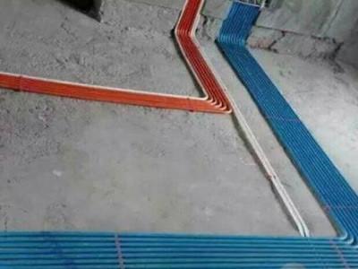 家庭装修中电路的安装有两种方式,明线或是暗线,通常人们为了装修