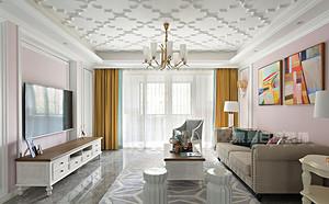 哪里有美式装修风格样板房?看完你肯定也想装一个!