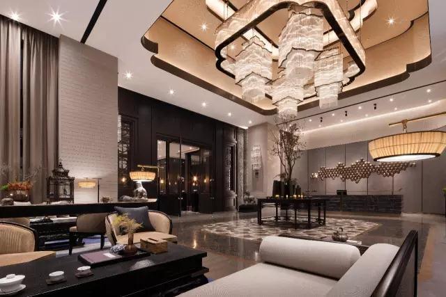 重慶別墅裝修設計-私人定制-高端豪宅