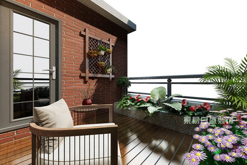 成都新房装修阳台该怎么设计