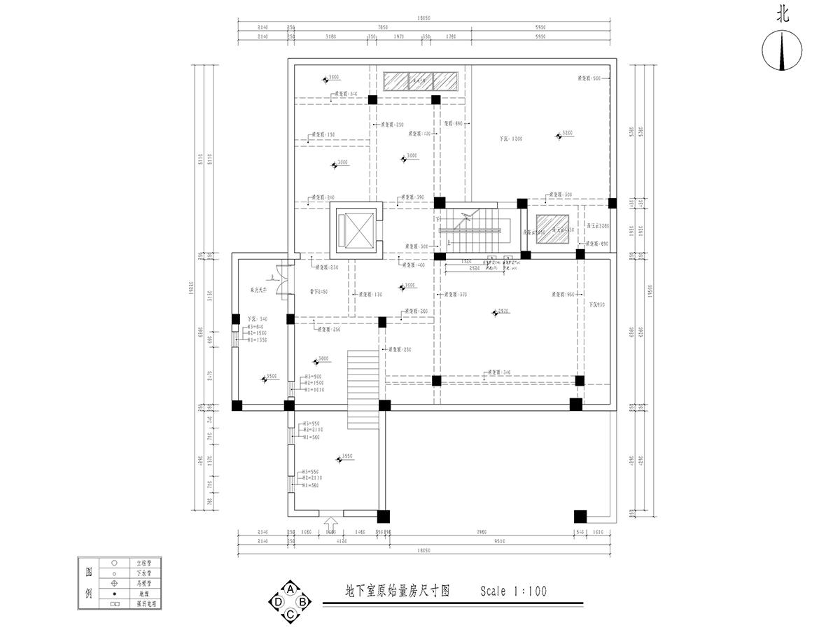 东海府独栋别墅现代简约风格600平米装修设计理念