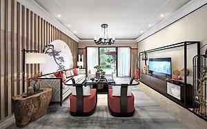 """东易日盛给你新中式装修风格的家,免你""""自愿加班不算加班""""的尴尬了"""