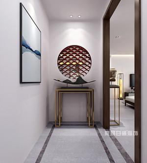 100平米玄关设计装修效果参考,打造最美的入户风景