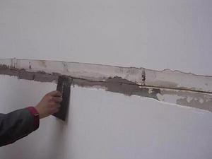 水电完成后管槽用什么材料封堵比较好?水电封槽标准施工工艺详解