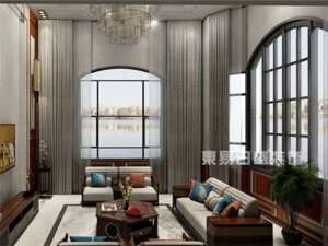 天津别墅装修设计,室内装修设计重点