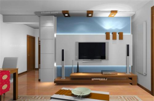 客厅背景墙装修哪种材料好?客厅背景墙常用装饰材料有哪些?