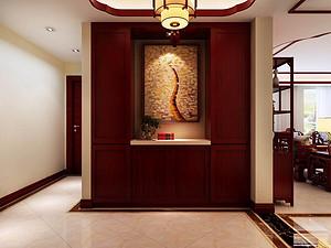 300平中式风格别墅装修效果图,庄重与优雅!