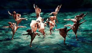 《春之祭》东易日盛助中国舞蹈走向世界