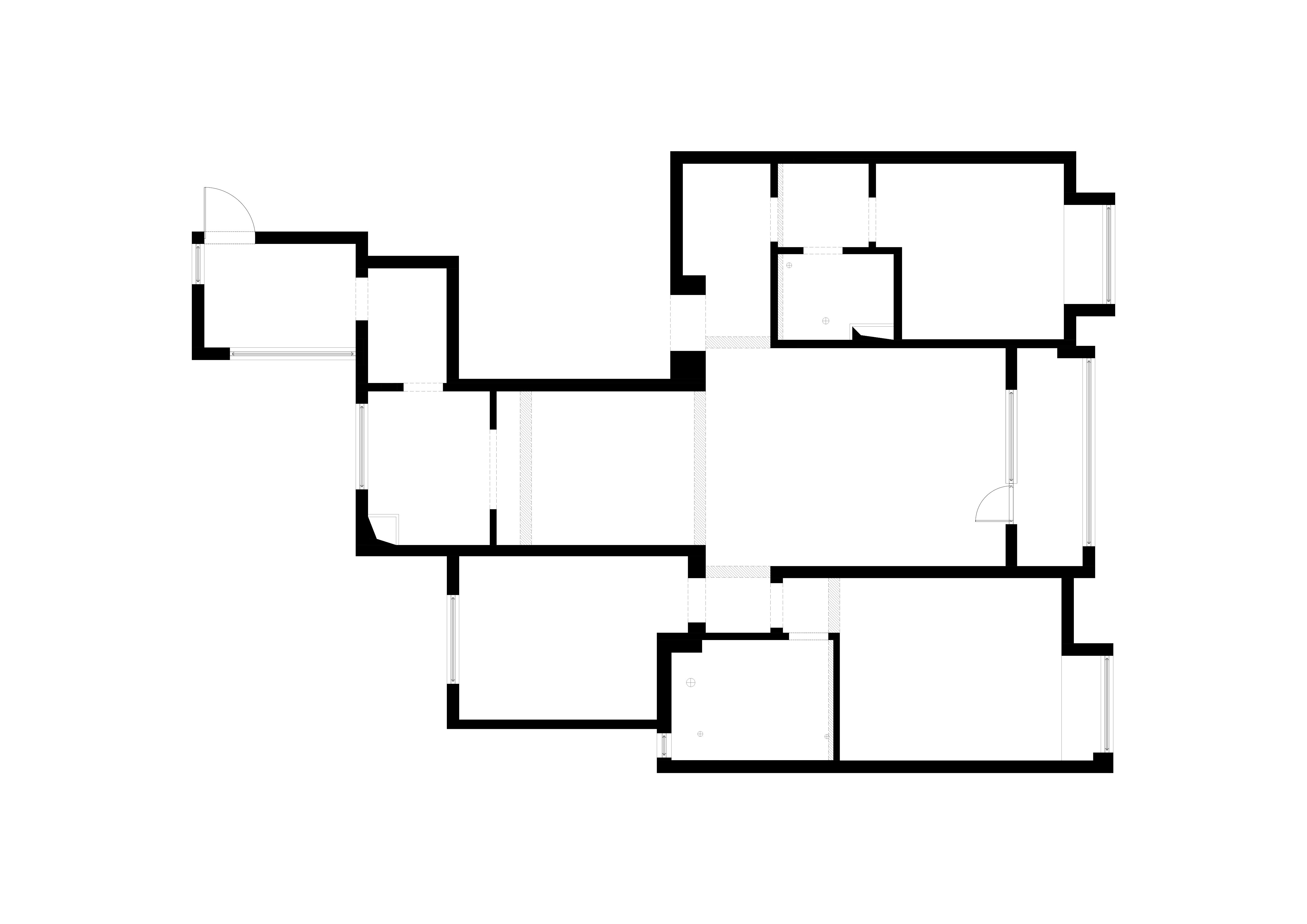 华发首府167平北欧风格装修装修设计理念