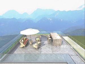 小户型阳台装修设计的6个建议