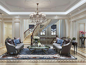 法式风格装修家居装饰搭配有哪些?法式风格软装搭配技巧