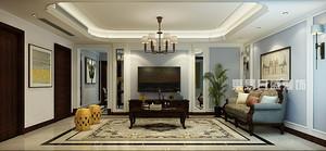 怎样装修新古典主义风格房子?深圳室内装修设计