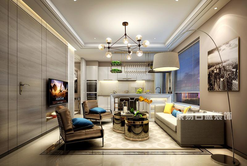 空调,装修,效果图,客厅