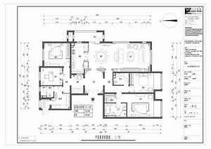 领秀慧谷203平米四室两厅户型解析