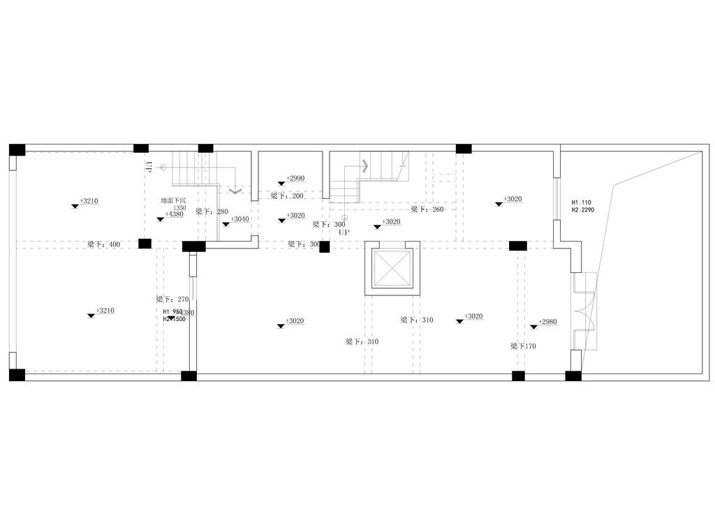 郁金香岸新中式风格480㎡实景图装修设计理念