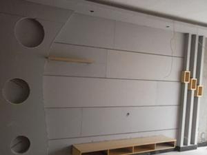 石膏板上能贴瓷砖吗 怎样铺地砖才又快又好