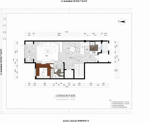 枫丹壹号-新中式-400平米装修设计理念