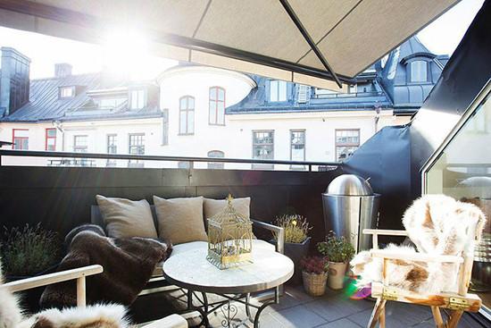 逼格大提升 有颜实用的阳台才是好阳台