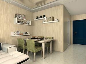 80平米能装三室一厅?小户型也有春天