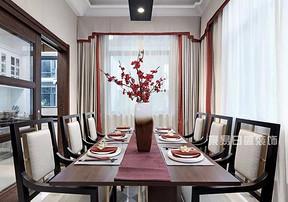 《新中式》案例鉴赏  荷花遍地  美不过家里一抹红!
