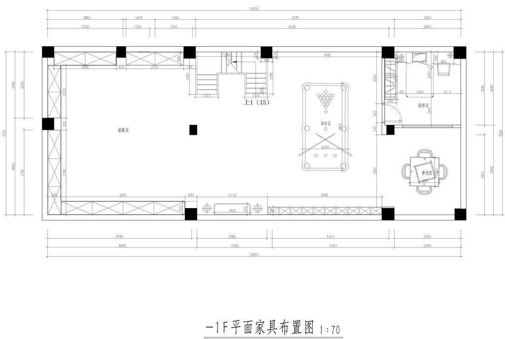 百瑞景别墅新古典装修效果图装修设计理念